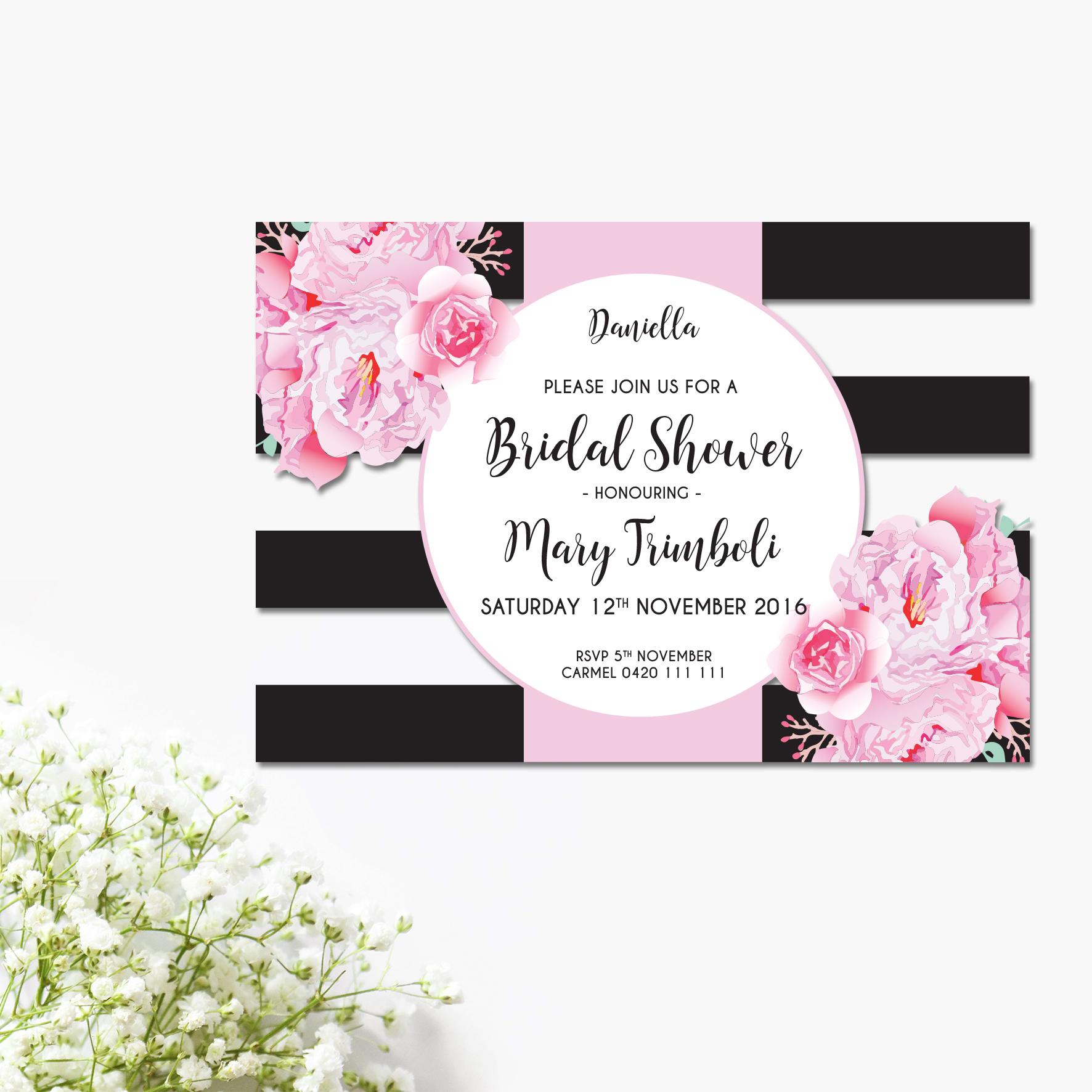 Mary Bridal Shower