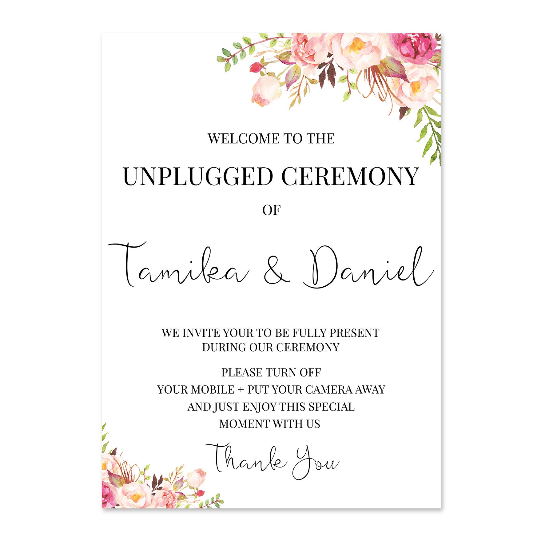 Tamika + Daniel Unplugged