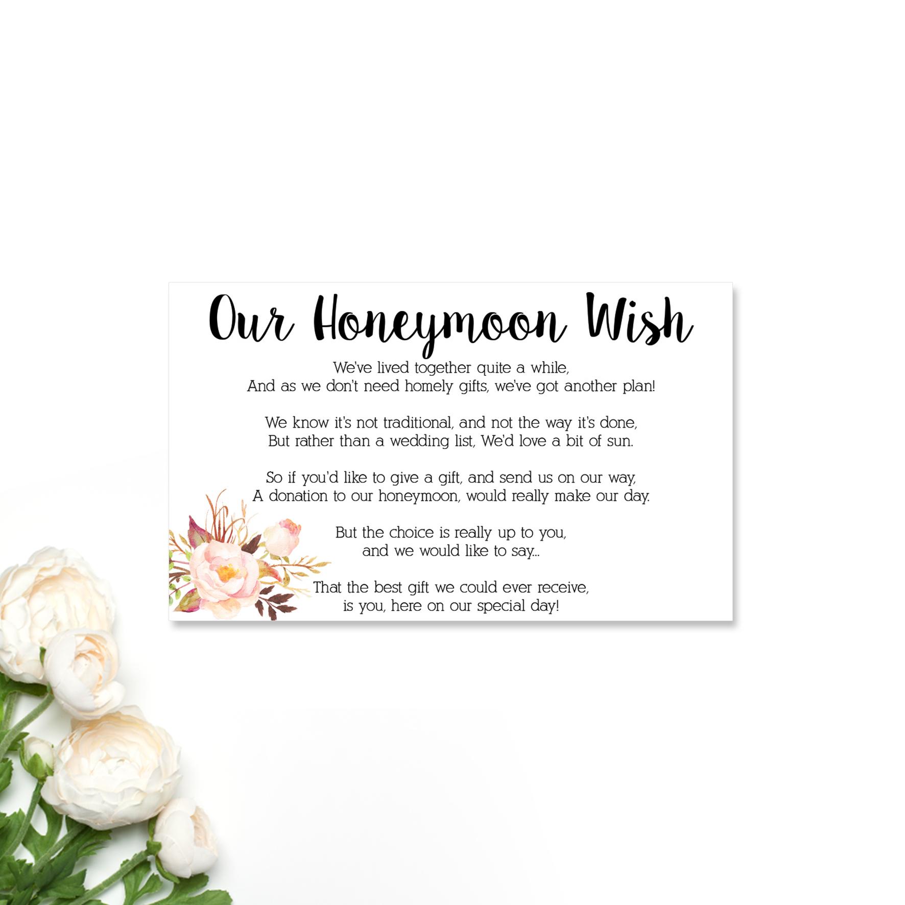 Romantic Bloom Wishing Well