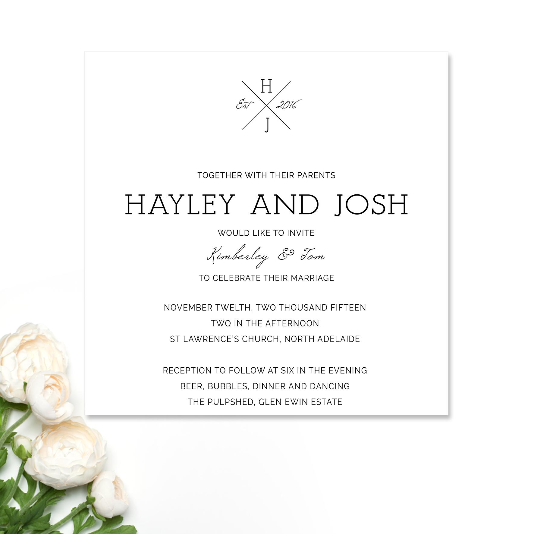 Hayley + Josh